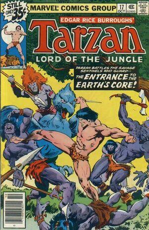 Tarzan Vol 1 17