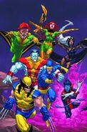 Uncanny X-Men First Class Vol 1 2 Textless