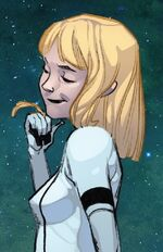 Valeria Richards (Earth-616) from Fantastic Four Vol 6 2 001