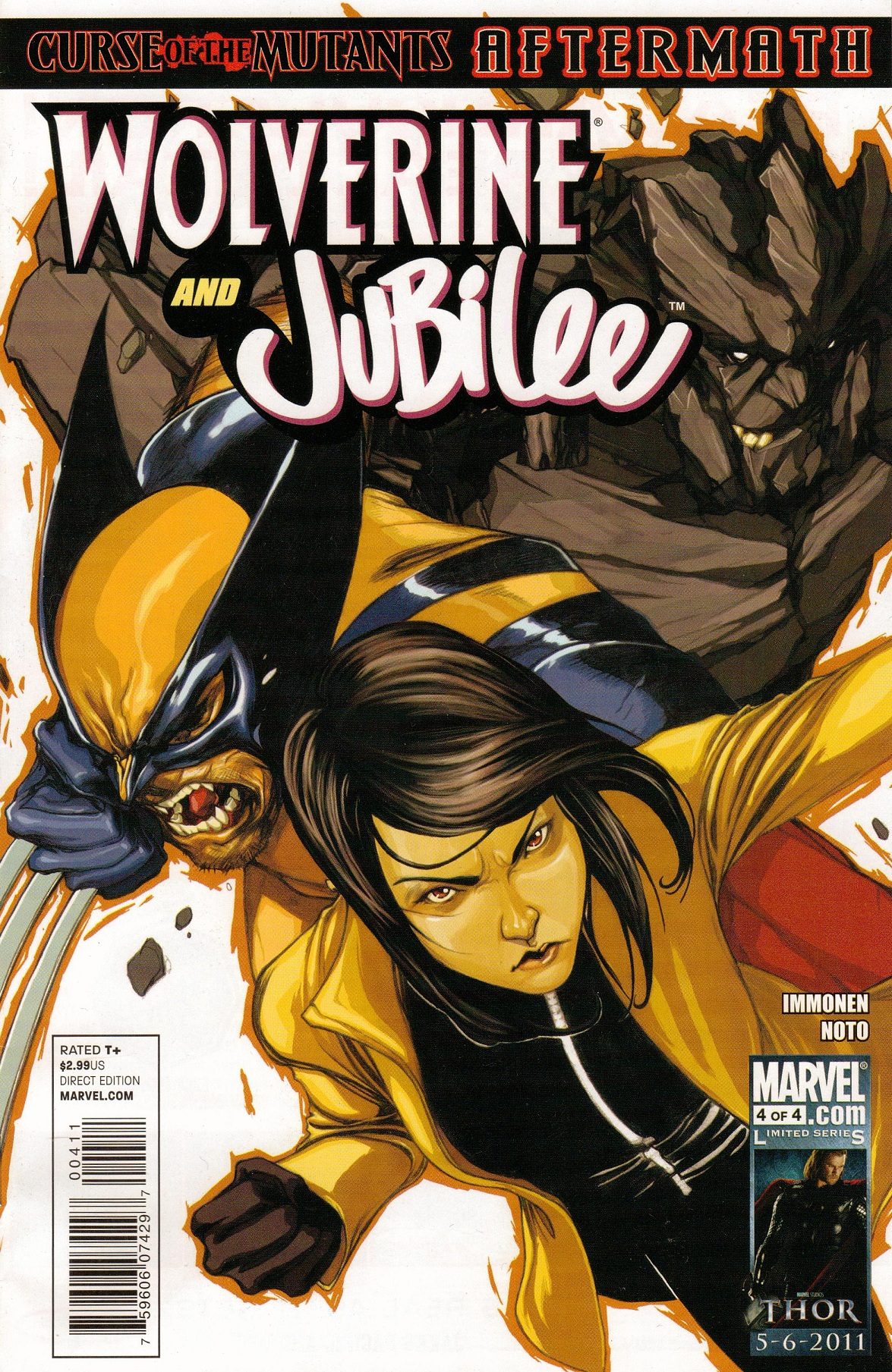 Image result for wolverine jubilee #4