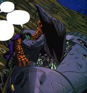 Xavin (Earth-616) and Xavin's Ship from Runaways Vol 2 19 001