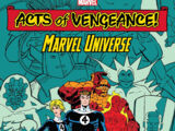 Acts of Vengeance: Marvel Universe Vol 1 1