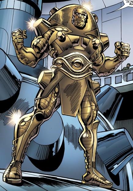 Adam Mann (Earth-616)