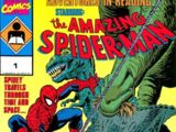 Adventures in Reading Starring the Amazing Spider-Man Vol 1