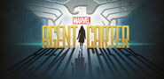 Agent Carter Television Series Promotional Poster