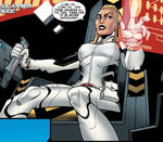 Alison Blaire (Earth-14112) from Longshot Saves the Marvel Universe Vol 1 3 0001