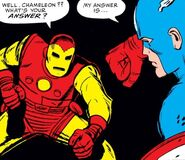 Anthony Stark (Earth-616) vs. Steven Rogers (Earth-616) from Tales of Suspense Vol 1 58 002