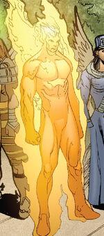 Asha (Yazata) (Earth-616) from Thor & Hercules Encyclopaedia Mythologica Vol 1 1 0001
