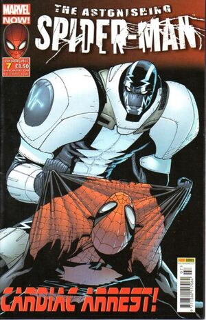 Astonishing Spider-Man Vol 4 7