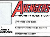 Avengers Identicard/Gallery