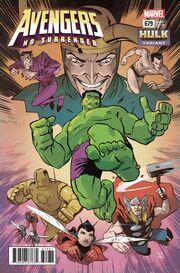 Avengers Vol 1 679 Hulk Variant