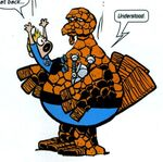 Benjamin Grimm (Earth-71156) from Franklin Richards Happy Franksgiving Vol 1 1 0001