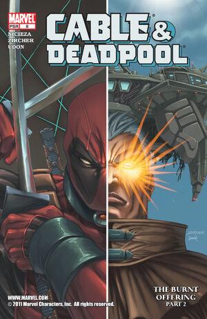 Cable & Deadpool Vol 1 8