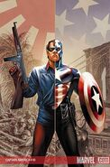 Captain America Vol 5 43 Textless