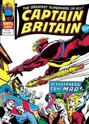 Captain Britain Vol 1 39