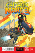Captain Marvel Vol 7 12