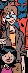 Carlie Cooper (Earth-Unknown) from Amazing Spider-Man Vol 3 1 001