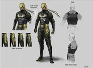 Daniel Rand (Earth-6109) from Marvel Ultimate Alliance 2 Promo 001