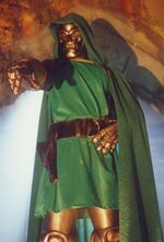 Doctor Doom (Victor) (Earth-94000) from Fantastic Four (1994 film) 001