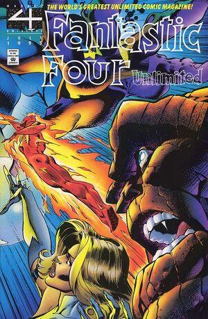 Fantastic Four Unlimited Vol 1 10