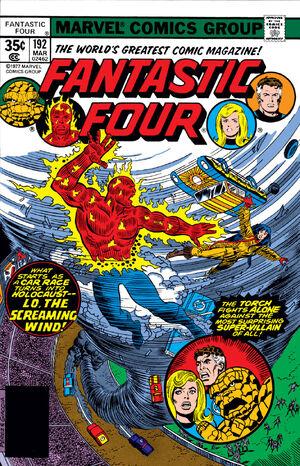 Fantastic Four Vol 1 192