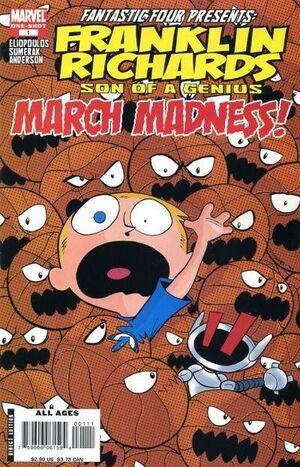 Franklin Richards March Madness Vol 1 1