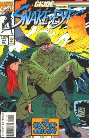 G.I. Joe A Real American Hero Vol 1 144