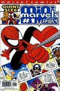 Giant Size Mini-Marvels Starring Spidey Vol 1 1