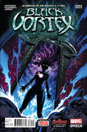 Guardians of the Galaxy & X-Men Black Vortex Omega Vol 1 1