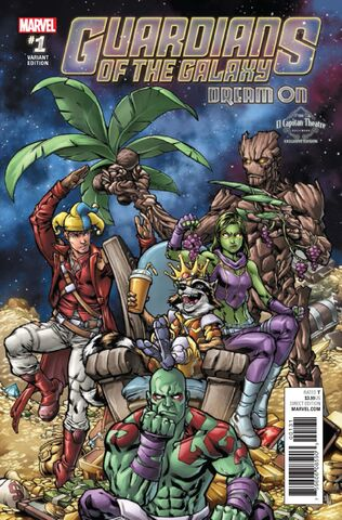 File:Guardians of the Galaxy Dream On Vol 1 1 El Capitan Theatre Exclusive Variant.jpg