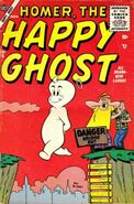 Homer, the Happy Ghost Vol 1 5