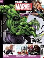 How to Draw the Marvel Way Vol 1 3