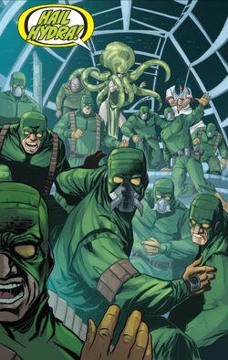 Hydra (Earth-616) from Secret Warriors Vol 1 21
