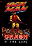 Iron Man Graphic Novel Crash Vol 1 1