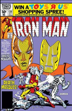 Iron Man Vol 1 139