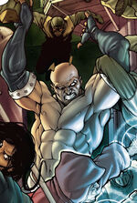 Jerry Sledge (Earth-616) from Secret Warriors Vol 1 1 0001