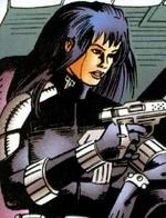 Jillian Wong (Earth-928) from Punisher 2099 Vol 1 33 0001