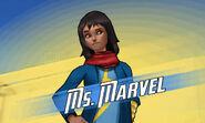 Kamala Khan (Earth-TRN562) from Marvel Avengers Academy 004