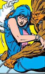 Lila Cheney (Earth-8720) from New Mutants Vol 1 48 0001