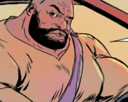 Luke Cage (Earth-616) from Power Man and Iron Fist Vol 3 3 001