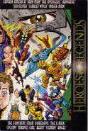 Marvel Heroes & Legends Vol 1 1