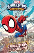 Marvel Super Hero Adventures Spider-Man - Spider-Sense of Adventure Vol 1 1