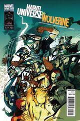 Marvel Universe Vs. Wolverine Vol 1 2