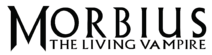 Morbius TPB Vol 1 1 Logo