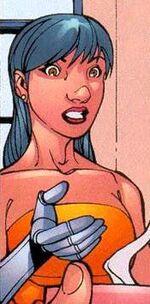 Noriko Ashida (Earth-600123) from New X-Men Vol 2 11 0002