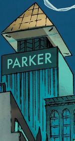 Parker Industries (Earth-51838) from Peter Parker The Spectacular Spider-Man Vol 1 304 001