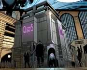 Quiet Room from Inhumans Attilan Rising Vol 1 5 001