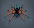 Radioactive Spider from Spider-Man Into the Spider-Verse 001