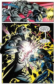 Ransak, White Tiger (Evolved Tiger) (Earth-616) from Heroes from Hire Vol 1 6