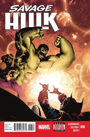 Savage Hulk Vol 2 6
